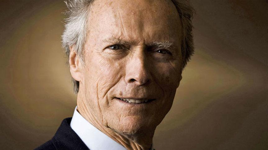 Photo de Clint Eastwood pour Méditation Transcendantale