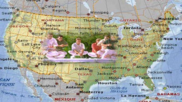 Baisse de la criminalité aux USA grâce à la pratique en groupe de la Méditation Transcendantale