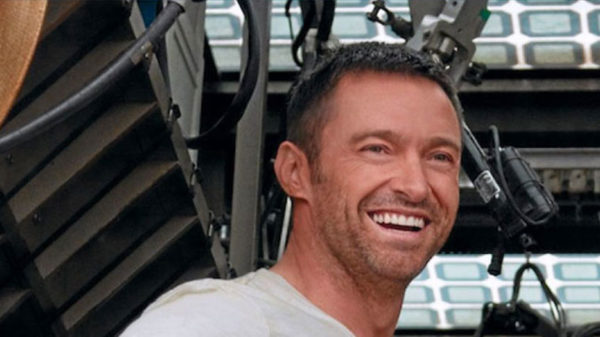 Photo Hugh Jackman pour Méditation Transcendantale