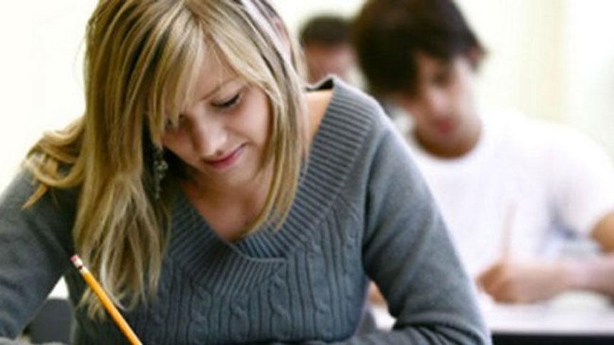 Photo étudiante secondaire