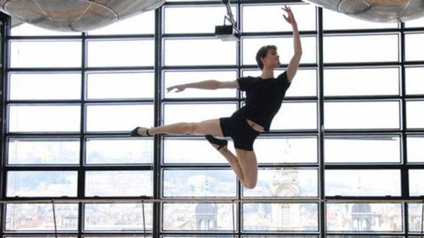 Photo Andréas Reinier danse ballet