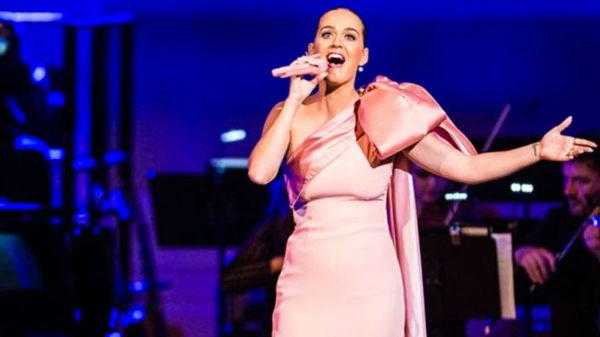 Photo Katy Perry gala Fondation David Lynch 2015