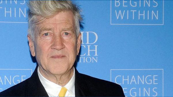 Photo de David Lynch durant le 4ème gala de la Fondation David Lynch