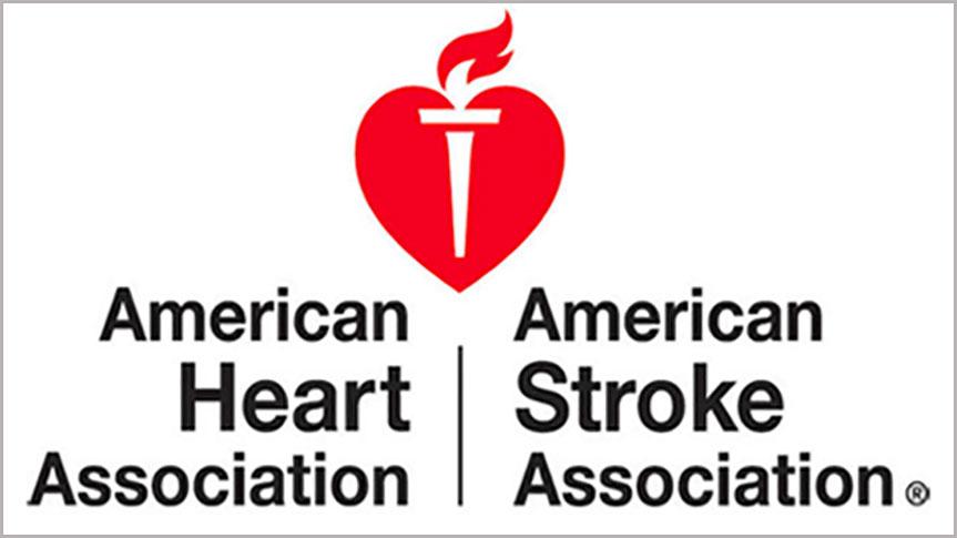 Logo de l'AHA, American Heart Association