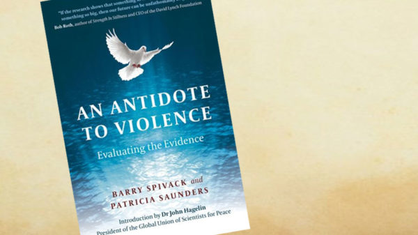 Livre Antidote to Violence