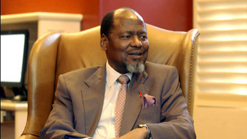 Photo ex-président Chissano du Mozambique
