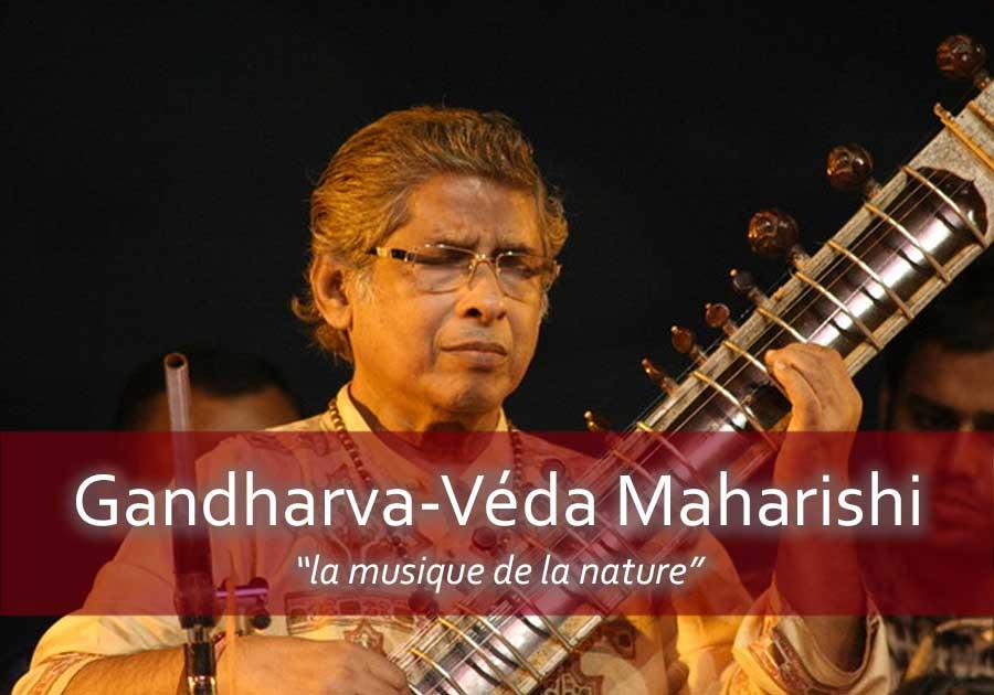 Prfesseur Debu Chaudhuri - Gandharva-Véda Maharishi