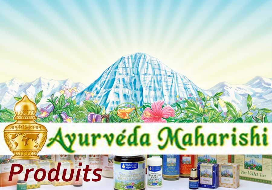 Produits ayurvédiques Ayurvéda Maharishi