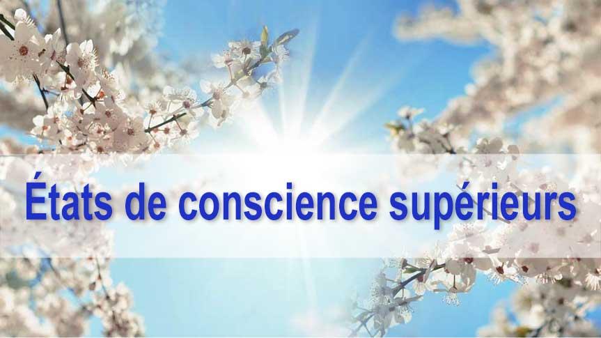 Méditation Transcendantale et états de conscience supérieurs